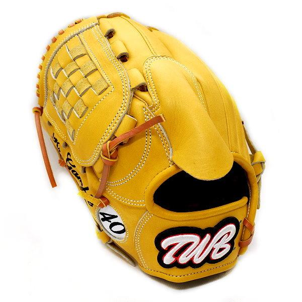 TWB 11.75 inch Custom Glove for Mr. Gamble