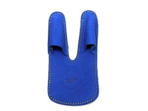 SSK Leather Finger/Palm Protection - Royal
