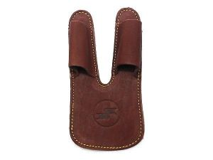 SSK Leather Finger/Palm Protection - Brown