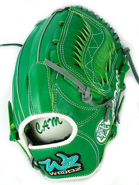 WOODZ 11.75 inch Custom Glove for Mr. Andres