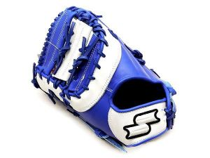 SSK Originator 13 inch LHT Royal First Base Mitt + BONUS