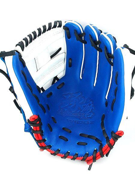 WOODZ 11.5 inch Custom Glove for Mr. Piazza