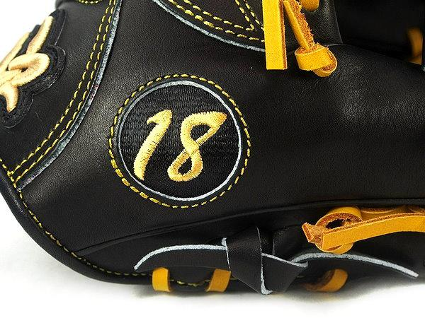 WOODZ 11.75 inch Custom Glove for Mr. Rodriguez