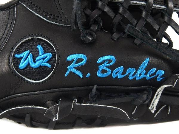 WOODZ 11.75 inch Custom Glove for Mr. Barber