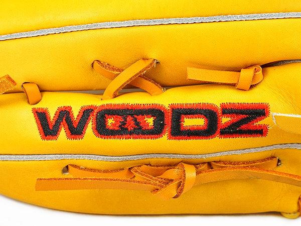 WOODZ  13.5 inch Custom Glove for Mr. Thomas