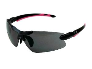 WOODZ Elite UV400 DPC Sunglasses Black/Pink