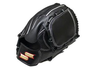 SSK Fankye 12 inch Black Pitcher Glove + BONUS