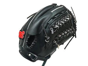 TWB Perfect Game 11.75 inch Black Pitcher Glove