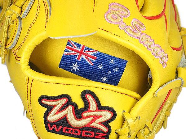 WOODZ 11.5 inch Custom Glove for Mr. Smart