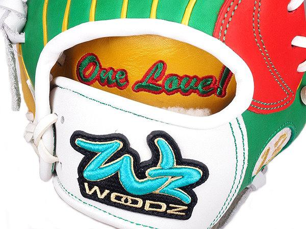WOODZ 11 inch Custom Glove for Mr. Nurse