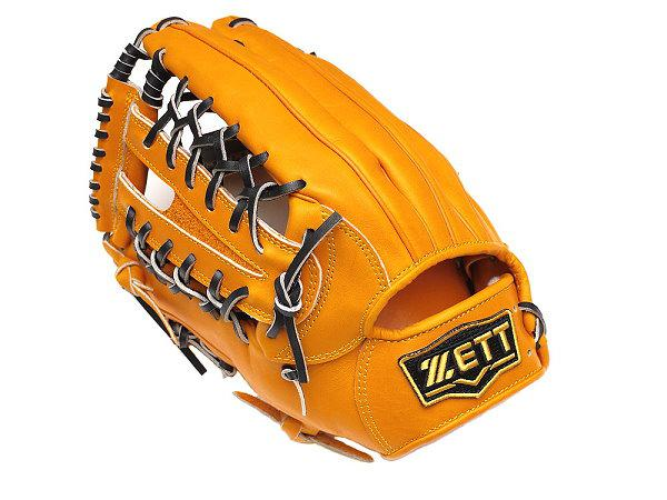 ZETT Pro Elite 12.75 inch LHT Tan OF Glove + BONUS