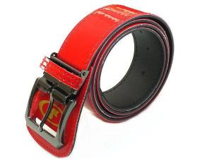 SSK Sparkle Belts (3) Pieces Pack - 140cm Red