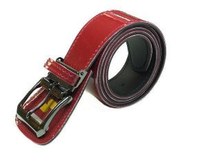 SSK Sparkle Belts (3) Pieces Pack - 110cm Claret-Red