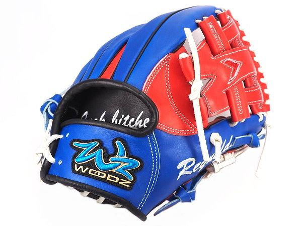 WOODZ 12 inch Custom Glove for Mr. Reynolds