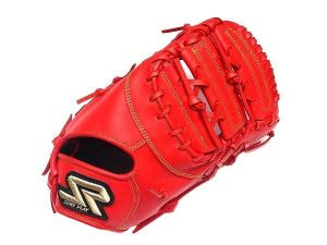 SUREPLAY Dima Spirits 12.5 inch Red First Base Mitt