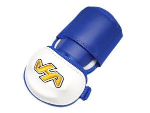 HATAKEYAMA Pro Elbow Guard - White/Royal