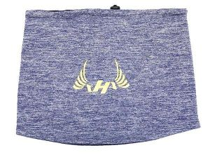 HATAKEYAMA Sakura Fleece Neck Warmer - Navy