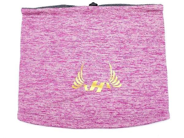 HATAKEYAMA Sakura Fleece Neck Warmer - Purple