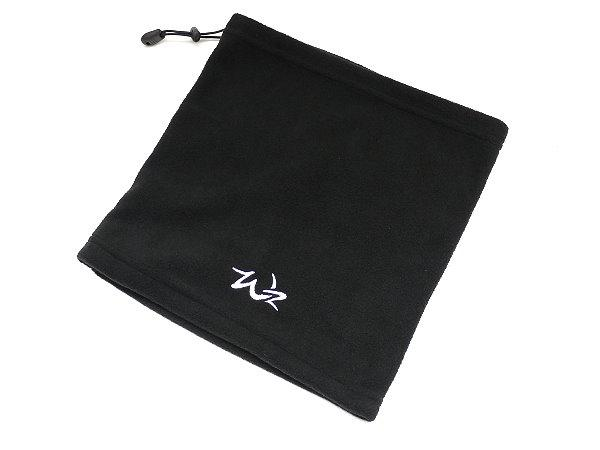 WOODZ Fleece Neck Warmer - Black