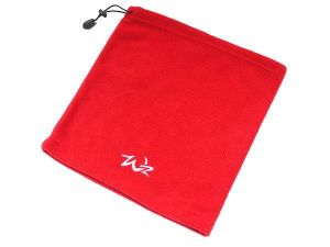 WOODZ Fleece Neck Warmer - Red
