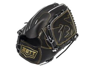 ZETT Innovation 12 inch Black Pitcher Glove + BONUS