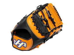 HATAKEYAMA Pro 12.5 inch First Base Mitt - Orange