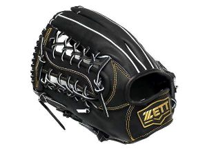 ZETT Innovation 12.75 inch LHT Outfielder Glove + BONUS