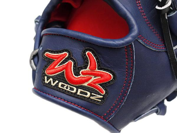 WOODZ Refinement 12 inch Navy Pitcher Glove