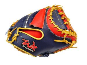 WOODZ Refinement 33 inch Navy Catcher Mitt