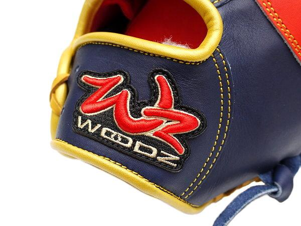 WOODZ Refinement 12.75 inch Navy First Base Mitt