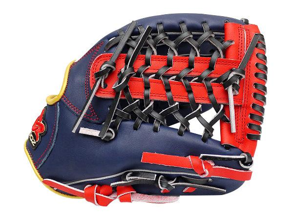 WOODZ Refinement 11.75 inch Navy Infielder Glove