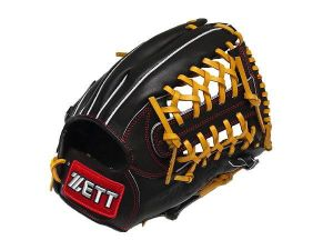 ZETT 11.75 inch Custom Infielder Glove for Mr. Burkholder
