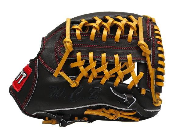 ZETT 11.75 inch Custom Glove for Mr. Burkholder