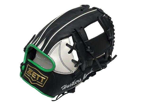 ZETT 11.75 inch Custom Glove for Mr. Hinahara