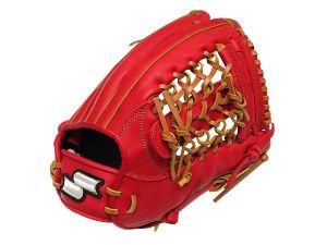 SSK Fire Heart 13 inch Red Outfielder Glove