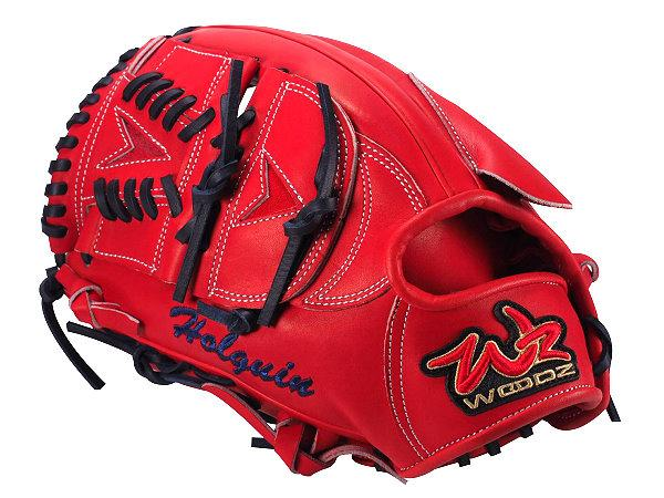 WOODZ 12 inch Custom Glove for Mr. Holguin