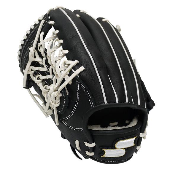 SSK Fire Heart 13 inch LHT Black Outfielder Glove