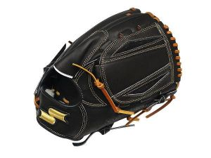SSK Special Make Up 12 inch Black Pitcher Glove + BONUS