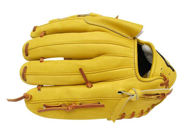 SSK Special Make Up 12 inch Yellow Pitcher Glove + BONUS