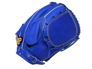 TWB Perfect Game 11.75 inch Pitcher Glove - Royal/Beige