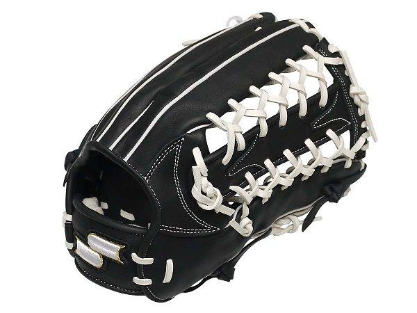 SSK Fire Heart 12.75 inch Black Outfielder Glove + BONUS