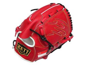 ZETT 11.75 inch Custom Glove for Mr. Wong