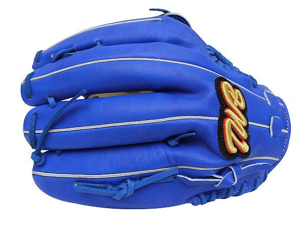 TWB Perfect Game 12.75 inch Outfielder Glove - Royal/Beige