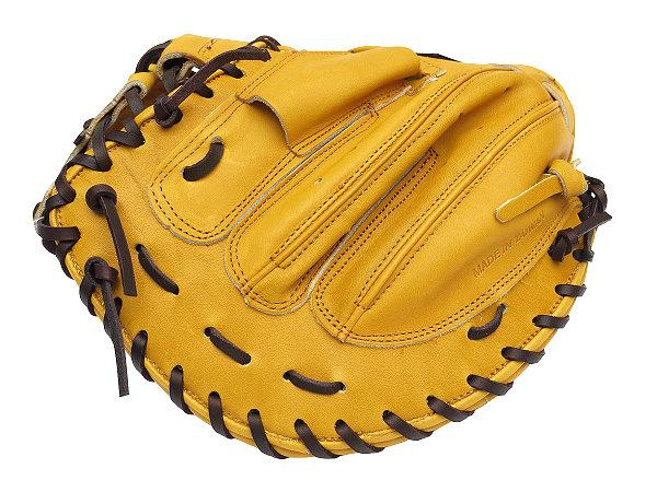 ZETT Pro Model 33 inch Tan Catcher Mitt
