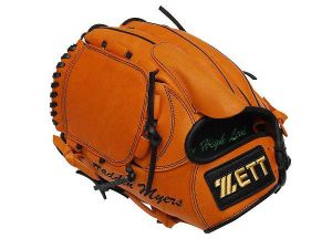 ZETT 12 inch Custom Glove for Mr. Myers