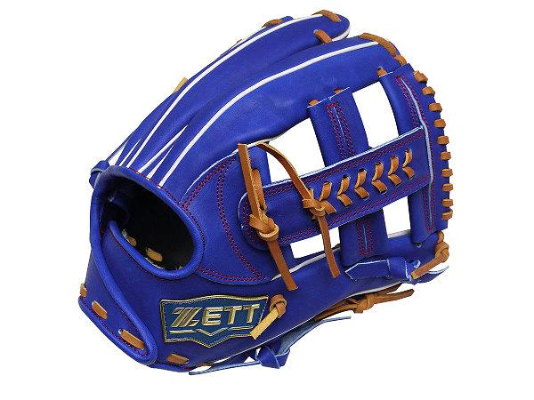 ZETT Pro Model SP 12 inch Royal Infielder Glove