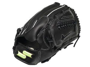 SSK Green Series 12 inch Black Pitcher Glove