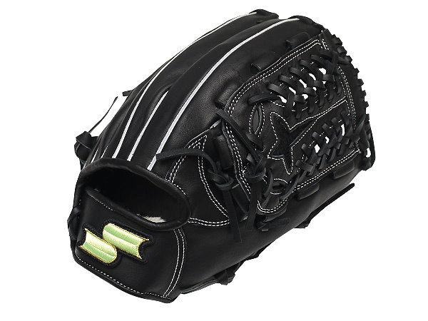 SSK Green Series 12 inch Black Infielder Glove
