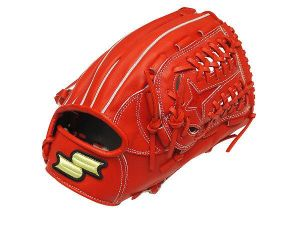 SSK Green Series 12 inch Red Infielder Glove