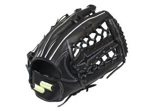 SSK Green Series 12.75 inch Black Outfielder Glove